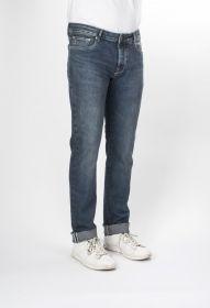 Blauwe jeans Atelier Noterman