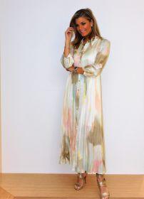 Multicolor gevlekt kleed Dream Catcher