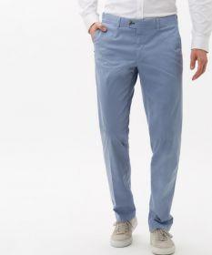 Lichblauwe broek model Jim Brax