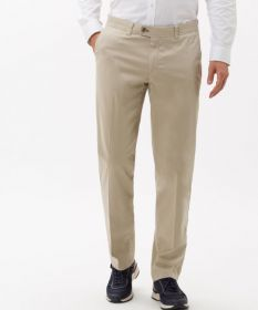 Beige broek model Jim Brax