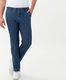Blauwe jeans model Jim S Eurex by Brax