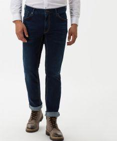 Blauwe jeans chuck Brux
