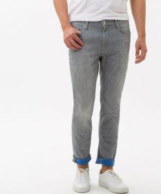 Grijze jeans model chuck Brax