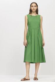 Groen, langer kleed Luisa Cerano