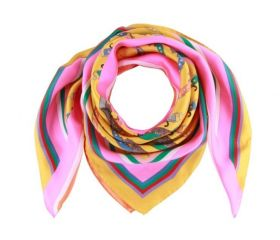 Geele sjaal Mucho Gusto