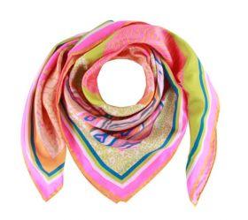 Roze sjaal Mucho Gusto