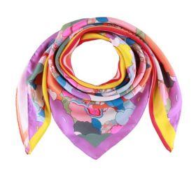 Multicolour sjaal Mucho Gusto