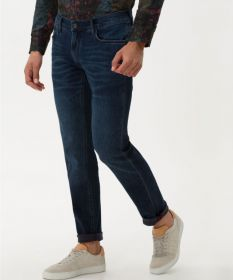 Blauwe jeans model Chuck Brax