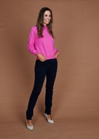 Blauwe jeans model Mary Brax