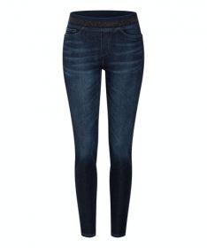 Blauwe jeans op elastiek model Philia Cambio