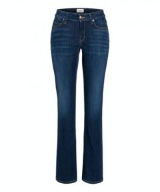 Blauwe jeans model parla flared Cambio