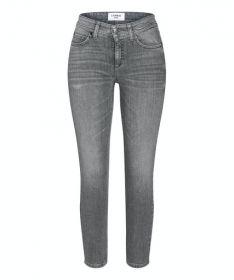 Grijze jeans met streep opzij model Parla Cambio