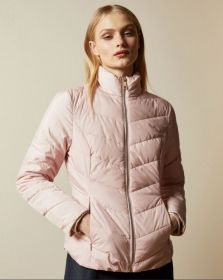 Roze jas Ted Baker