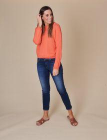 Oranje pull Due Amanti