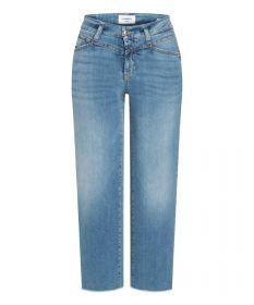 Blauwe jeans model Casey Cambio