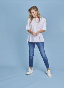 Witte bloes Alpha Studio
