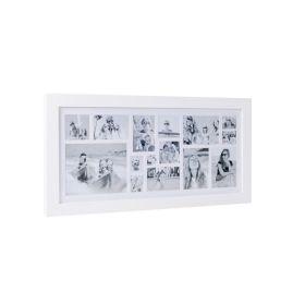 XLBF17150-01 White IMAGE FRAME MULTI 88x45x5,5