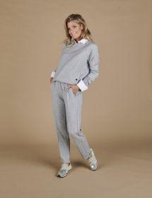 Grijze sweater Margittes